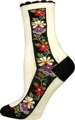 Ozone Women's Nordic Stripe Socks