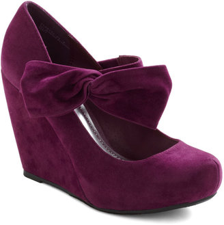 Rules of the Bowed Wedge in Plum