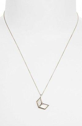 Rebecca Minkoff 'Single Heart' Charm Pendant Necklace