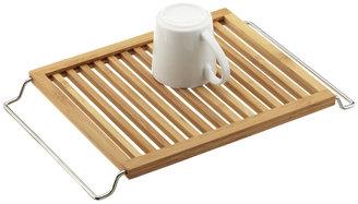 Umbra Slat Drying Rack Bamboo