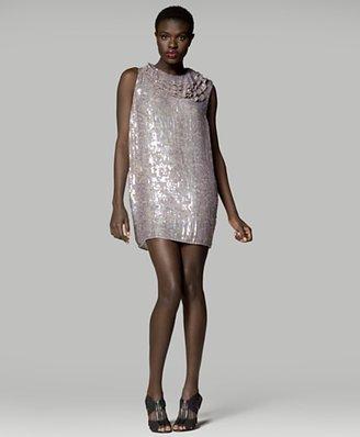3.1 Phillip Lim Ruffle Cocoon Dress