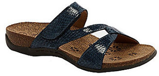 Dr. Weil by Orthaheel Faith Slide Sandals
