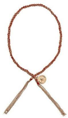 Carolina Bucci Rose gold-plated silver Lucky bracelet