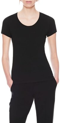 Theory Juin 2 Top in Stay Stretch Cotton