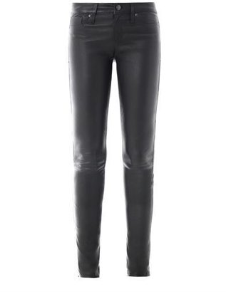 Marc by Marc Jacobs Leather trousers