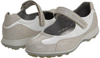 Ecco Life Fashion Premier (Shadow White/White) - Footwear