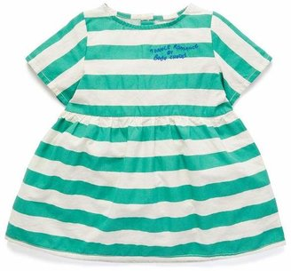Bobo Choses A Dance Romance Striped Dress 3-24 Months