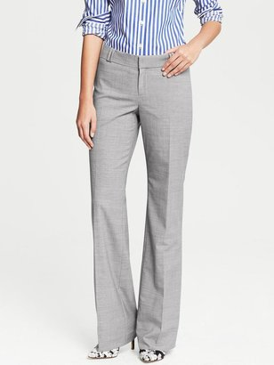 Banana Republic Jackson-Fit Grey Lightweight Wool Trouser