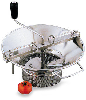 Bed Bath & Beyond Eurodib 8-Qt. Stainless Steel Food Mill X5 by Tellier