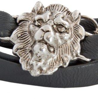 Alexandra Beth Designs Lion Wrap Bracelet