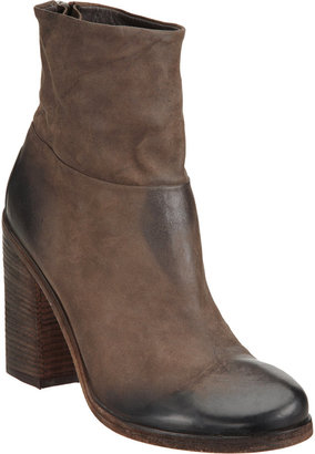 Marsèll Stacked Heel Ankle Boot
