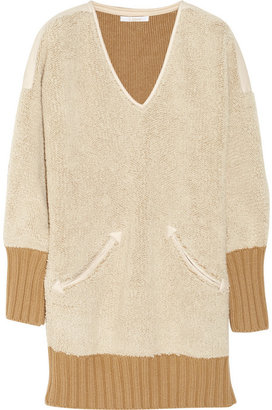Chloé Wool and cashmere-blend sweater