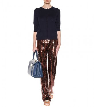 Marc Jacobs Sequinned trousers