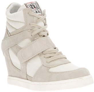 Ash 'Cool' wedge trainer