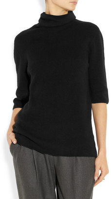 The Row Zita cashmere turtleneck sweater