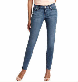 """LOFT Tall Curvy Skinny Ankle Jeans in Fresh Blue Wash with 30 1/2"""" Inseam"""
