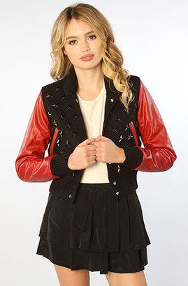 Joyrich The Star Burst Varsity Jacket