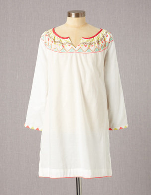 Boden Beach Cover Up