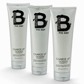 Tigi Bed head b by 3-pk. for men charge up thickening shampoo set