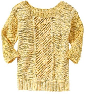Gap Textured open-weave sweater