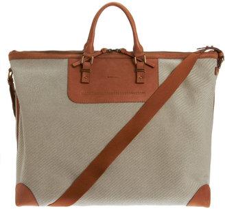 Boglioli Woven Weekend Bag