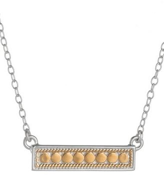 Women's Anna Beck 'Gili' Bar Pendant Necklace $125 thestylecure.com