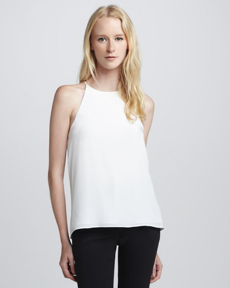 Tibi Halter-Style Camisole