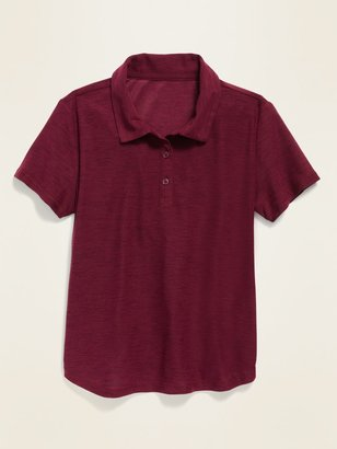 Old Navy Breathe ON Uniform Polo for Girls