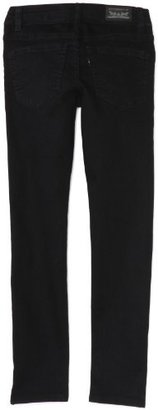Levi's Girls 7-16 535 Denim Legging, Phantom, 7