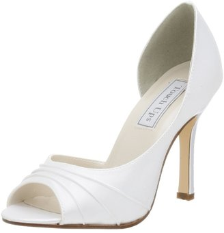 Touch Ups Women's Flash Dyeable Pump