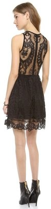 Lulu For Love & Lemons Lace Dress
