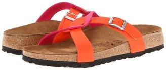 Birki's Sylt (Neoprene Pink/Orange) - Footwear
