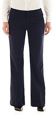 JCPenney Worthington Modern Trouser Pants