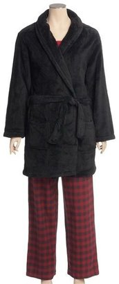 Woolrich Hickory Run Pajama Top - Cotton Knit, Long Sleeve (For Women)