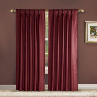VCNY Manchester Pinch-Pleat Window Panel - 54'' x 84''