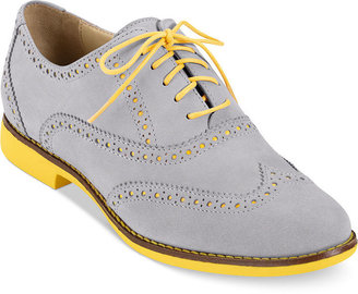 Cole Haan Woman's Shoes, Gramercy Oxfords