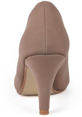 Journee Collection retire women's wide-width dress heels