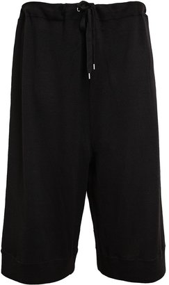 Acne 'Heidi' Relaxed Merino Wool Shorts