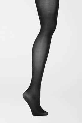 Falke Pure Matt 50 Denier Tights - Black