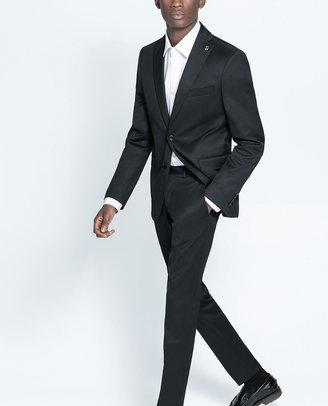 Zara Black Suit