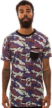 Camo Entree The Brick Tee in