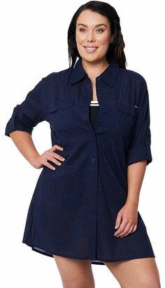 Jantzen Classic Plain Longline Shirt