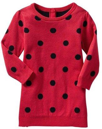 Gap Dot sweater dress