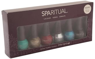 SpaRitual 6 Polish Holiday Mini Kit