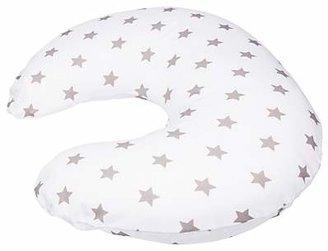 Widgey Feeding Nursing & Pregnancy Pillow, Silver Star