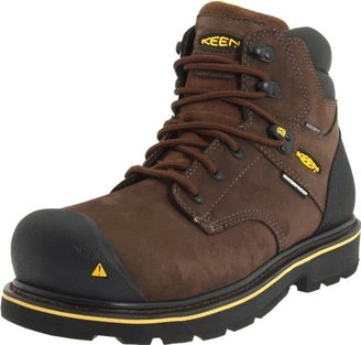 "KEEN Utility Men's Tacoma 6"" Steel Toe Work Boot"