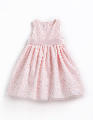 PIPPA & JULIE Girls 2-6X Glitter Polka Dot Dress