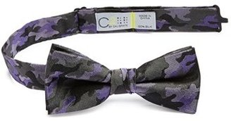 Camo C2 by Calibrate Silk Bow Tie (Big Boys)