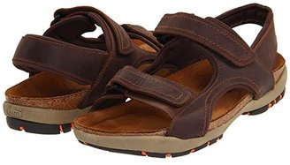 Naot Footwear Electric (Bison Leather) Men's Sandals