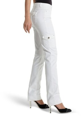 White House Black Market Slim Miracle Stretch Cargo Pant